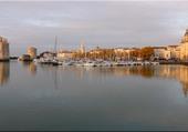 Puzzle la Rochelle : quiétude matinale