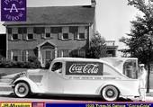 Pierce-Arrow Coca-Cola