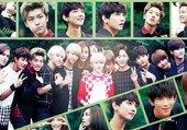 Seventeen Kpop members