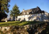 Le chateau de Cautine