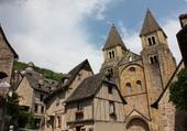 Abbaye  de Conques (Aveyron)