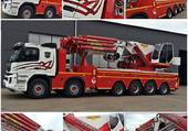 Puzzle camion grue
