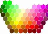 Puzzle Palette de couleurs
