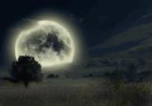 Puzzle pleine lune