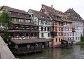 Puzzle Strasbourg petite France