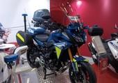 moto gendarmerie