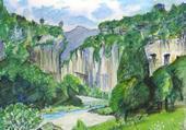 Puzzle les gorges du Tarn