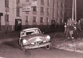 CITROEN ID 19 RALLY FINLAND 1958