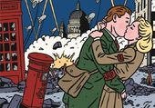 Puzzle Londres sous le blitz