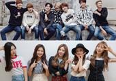 BTS & Red Velvet