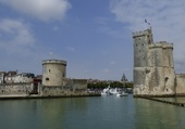 les toures de  la Rochelle