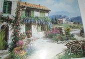 Puzzle Maison ancienne de provence