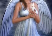 Puzzle un ange