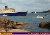 1 avril 2001 - Norway à Ploumanac'h