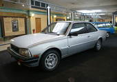 PEUGEOT 505 COUPE