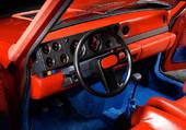Renault 5 Turbo intérieur