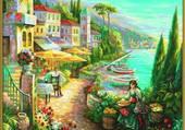 l'italie bella