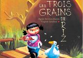 Puzzle 3 grains de riz