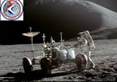 Apollo 15 Rover Lunaire