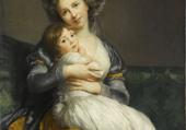 La tendresse maternelle de Vigée-Le Brun