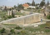 Baalbek, LIBAN. Monolithe