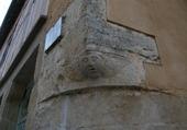 Tête sculptée