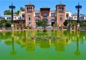 Seville le parc