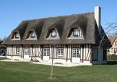 Puzzle Maison normande
