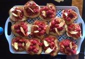 tartelettes fraises
