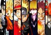 Shonen Manga Heroes