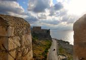 Citadelle face à la mer