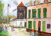Puzzle rue de Sannois