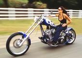 moto choper HD