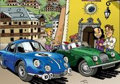 Alpine et Morgan