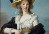 Autoportrait Elisabeth Vigée Lebrun
