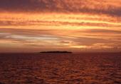 Coucher de soleil en Nouvelle Calédonie