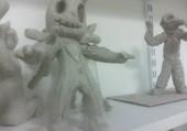 Monsieur Jack en poterie