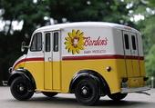 Camion de lait