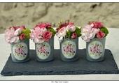 Jolie décoration florale