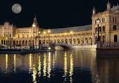 Place de l'Espagne, Séville Espagne