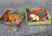 Offrandes Bali