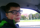 Nicolas au volant