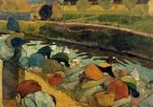 Lavandieres en Arles