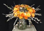 Bouquet de fleurs  très classe