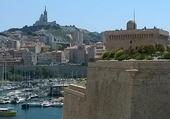 Puzzle Marseille le Vieux Port