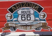 Puzzle Route 66 Arizona