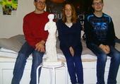 Les 3 amis et la Vénus de Milo
