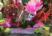 Fleurs pour le carnaval