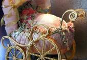 landau d autrefois décoré