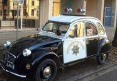 2CV POLICE PATROL